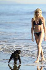 STEPHANIE PRATT in Bikini at a Beach in Malibu 02/02/2018