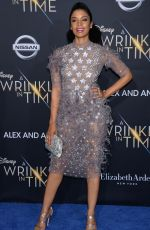 SUSAN KELECHI WATSON at A Wrinkle in Time Premiere in Los Angeles 02/26/2018