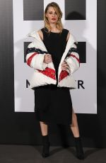 SVEVA ALVITI at Moncler Genius Project at Milan Fashion Week 02/20/2018