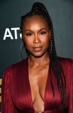 SYDELLE NOEL at American Black Film Festival in Los Angeles 02/25/2018