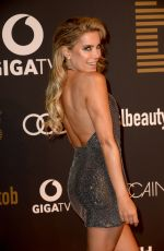 SYLVIE MEIS at Place to B Party in Berlin 02/17/2018