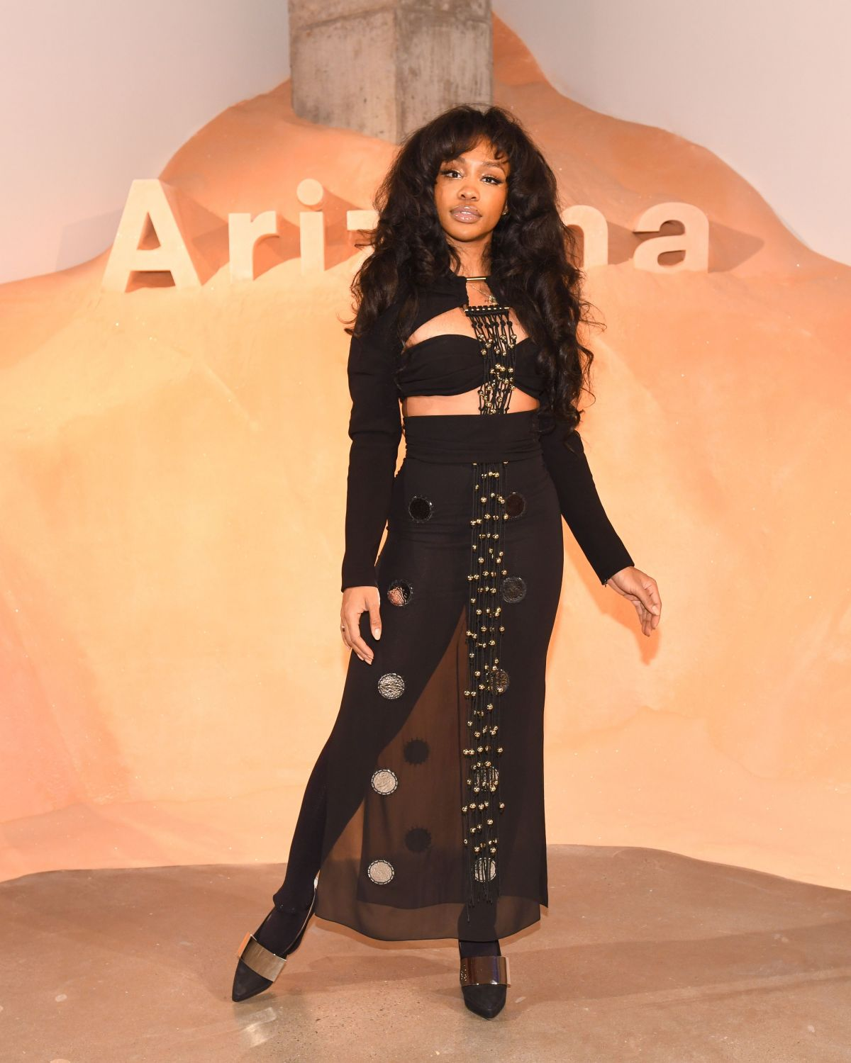 SZA At Proenza Schouler Fragrance Party At New York