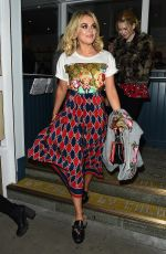 TALLIA STORM at By Chloe Restaurant Launch Party in London 02/05/2018