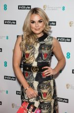 TALLIA STORM at Instyle EE Rising Star Baftas Pre-party in London 02/06/2018