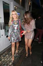 TALLIA STORM at Kadie's Cocktail Bar & Club in London 02/14/2018