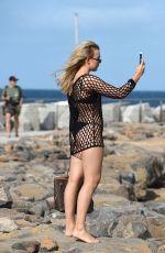 TALLIA STORM in Bikini on the Beach in Cape Verde 02/03/2018
