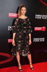 TAMSIN EGERTON at Fabulous Fund Fair 2018 in London 02/20/2018
