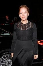 TANYA BURR at BAFTA Film Awards 2018 in London 02/18/2018