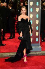 TATIANA KORSAKOVA at BAFTA Film Awards 2018 in London 02/18/2018