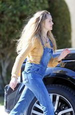 TERESA PALEMR Out and About in Hollywood 02/23/2018