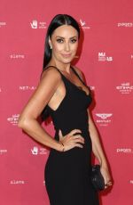 TERRY BIVIANO at Inaugural Museum of Applied Arts and Sciences Centre for Fashion Ball in Sydney 02/01/2018