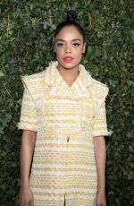 TESSA THOMPSON at Bafta Nominees Party in London 02/17/2018