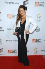 TIA CARRERE at 9th Annual African American Film Critics Association Awards in Los Angeles 02/07/2018
