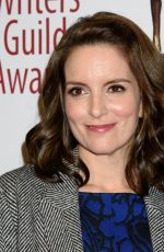 TINA FEY at Writers Guild Awards 2018 in Beverly Hills 02/11/2018