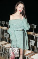 U LIN at Marc Jacobs Fashion Show at NYFW in New York 02/14/2018