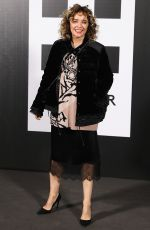 VALERIA GOLINO at Moncler Genius Project at Milan Fashion Week 02/20/2018
