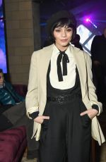 VANESSA HUDGENS at Direct TV Now Super Saturday Night in Minneapolis 02/03/2018