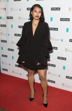 VANESSA WHITE at Instyle EE Rising Star Baftas Pre-party in London 02/06/2018