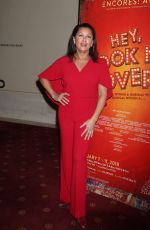 VANESSA WILLIAMS at Encores Hey, Look Me Over! Closing Night Party 02/12/2018