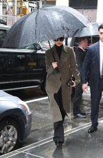 VICTORIA BECKHAM Arrives at Balthazar Restaurant in New York 02/11/2018