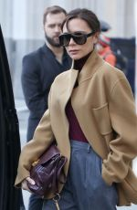 VICTORIA BECKHAM Out and About in New York 02/08/2018