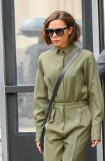 VICTORIA BECKHAM Out and About in New York 02/12/2018
