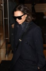VICTORIA BECKHAM Out in New York 02/07/2018