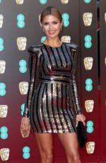 VICTORIA BONYA at BAFTA Film Awards 2018 in London 02/18/2018