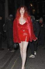 VICTORIA CLAY at Valentine's Party at Libertine Nightclub in London 02/08/2018