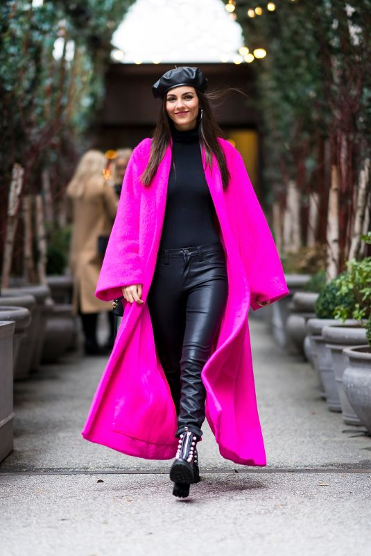 VICTORIA JUSTIC Out in New York 02/12/2018