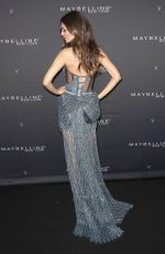 VICTORIA JUSTICE at Maybelline New York x V Magazine Fashion Week Party in New York 02/11/2018