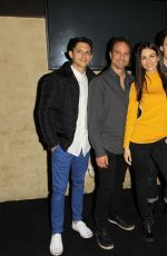VICTORIA JUSTICE Celebrates Her 25th Birthday at Katana in West Hollywood 02/19/2018