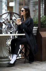VICTORIA JUSTICE Out and About in New York 02/12/2018