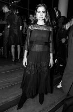VIOLETTA KOMYSHAN at Carolina Herrera Fashion Show at NYFW in New York 02/12/2018