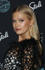 VITA SIDORKINA at Sports Illustrated Swimsuit Issue 2018 Launch in New York 02/14/2018