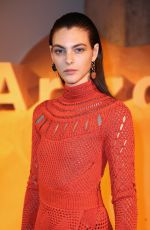 VITTORIA CERETTI at Proenza Schouler Fragrance Party at New York Fashion Week 02/10/2018