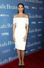 WHITNEY CUMMINGS at The Female Brain Premiere in Los Angeles 02/01/2018