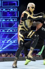 WWE - Mixed Match Challenge - Naomi & Jey Uso vs Mandy Rose & Goldust