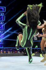 WWE - Mixed Match Challenge - Naomi & Jey Uso vs Mandy Rose & Goldust