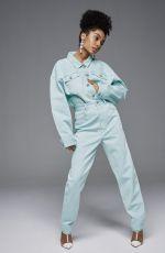 YARA SHAHIDI for Porter Magazine, February 2018
