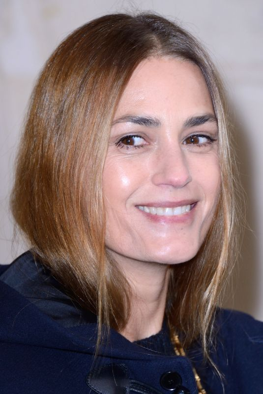 YASMIN LE BON at Christian Dior Show at Paris Fashion Week 02/27/2018