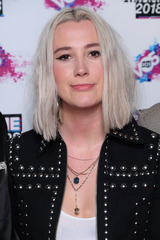 YONAKA at VO5 NME Awards 2018 in London 02/14/2018