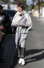 ZENDAYA COLEMAN Out and About in West Hollywood 02/22/2018
