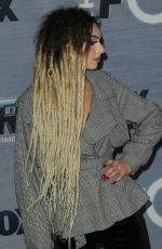 ZHAVIA at The Four: Battle for Stardom Viewing Party in West Hollywood 02/08/2018