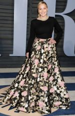 ABBIE CORNISH at 2018 Vanity Fair Oscar Party in Beverly Hills 03/04/2018