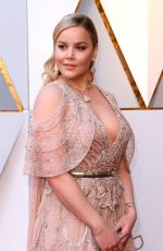 ABBIE CORNISH at Oscar 2018 in Los Angeles 03/04/2018