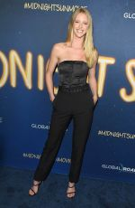 ABBY CHAMPION at Midnight Sun Premiere in Hollywood 03/15/2018