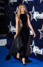 ABIGAIL ABBEY CLANCY at Global Awards 2018 in London 03/01/2018