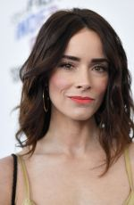 ABIGAIL SPENCER at 2018 Film Independent Spirit Awards in Los Angeles 03/03/2018