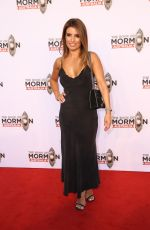 ADA NICODEMOU at The Book of Mormon Opening Night in Sydney 03/09/2018